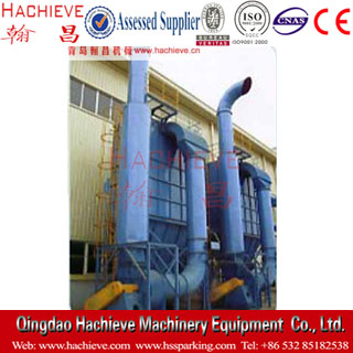Bag type dust collector